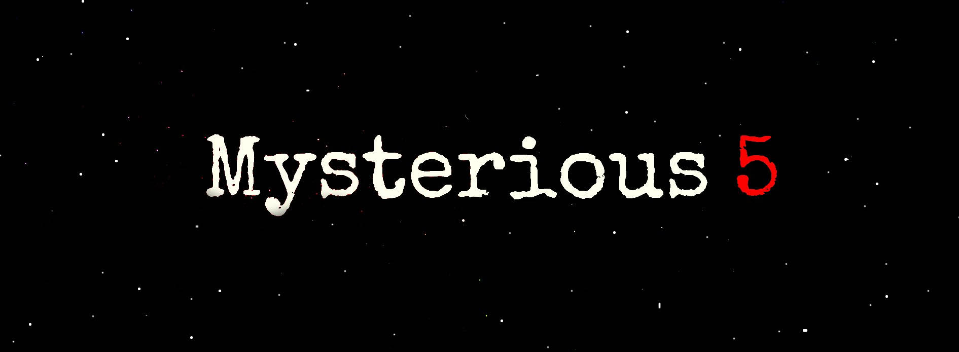 Mysterious5